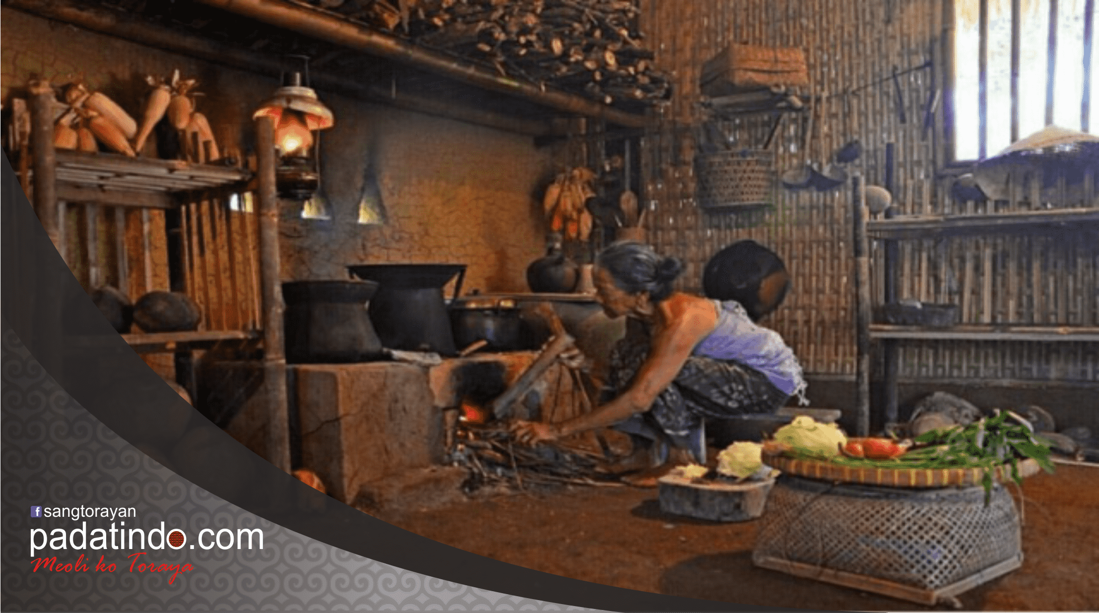 7 Perabot Keseharian Toraja Jaman Dulu